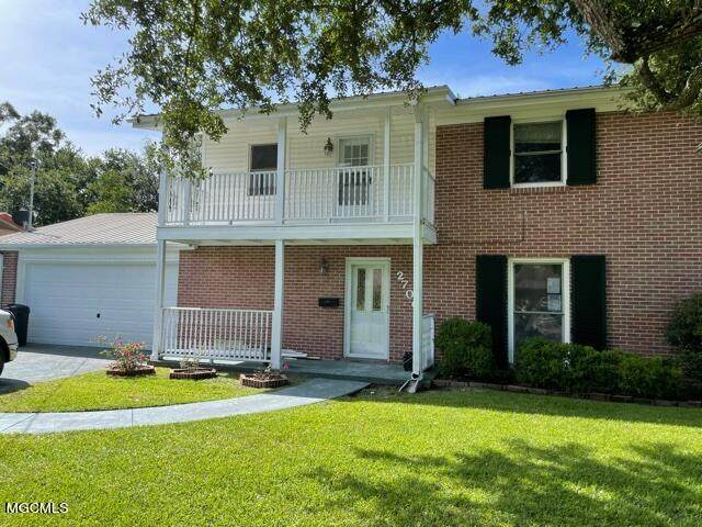 2706 Montclair Ave, Pascagoula, MS 39567 (MLS #379045) :: The Sherman Group