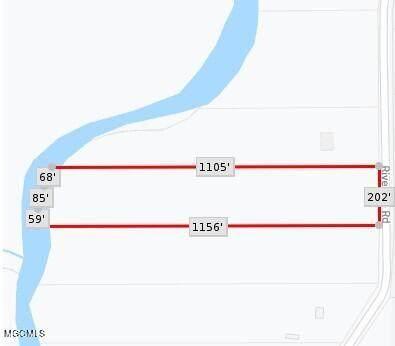 0 Riverline Rd, Saucier, MS 39574 (MLS #379088) :: Berkshire Hathaway HomeServices Shaw Properties
