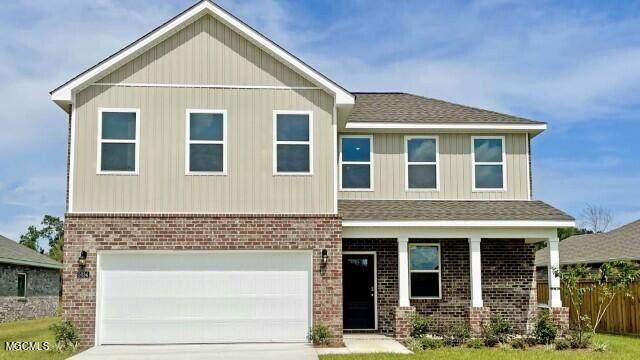 5046 Fairbury Way, D'iberville, MS 39540 (MLS #379434) :: Berkshire Hathaway HomeServices Shaw Properties