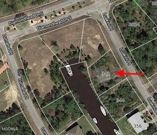 342 Luakini Pl, Diamondhead, MS 39525 (MLS #380067) :: Biloxi Coastal Homes