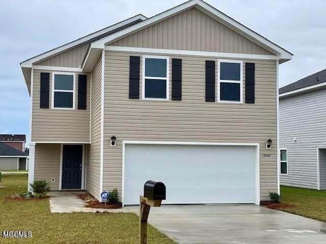 2204 Gladiolus St, Ocean Springs, MS 39564 (MLS #380157) :: Berkshire Hathaway HomeServices Shaw Properties