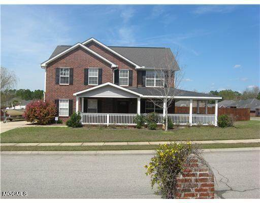 3511 Farrington Ct, Ocean Springs, MS 39564 (MLS #380233) :: Biloxi Coastal Homes