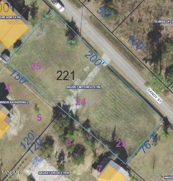 223 Sandy St, Waveland, MS 39576 (MLS #380432) :: Berkshire Hathaway HomeServices Shaw Properties