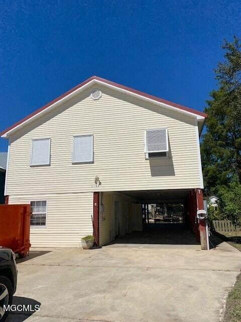 6182 Shawnee St, Kiln, MS 39556 (MLS #380478) :: Berkshire Hathaway HomeServices Shaw Properties
