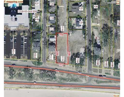 1110 Beach Blvd, Biloxi, MS 39530 (MLS #262728) :: Amanda & Associates at Coastal Realty Group