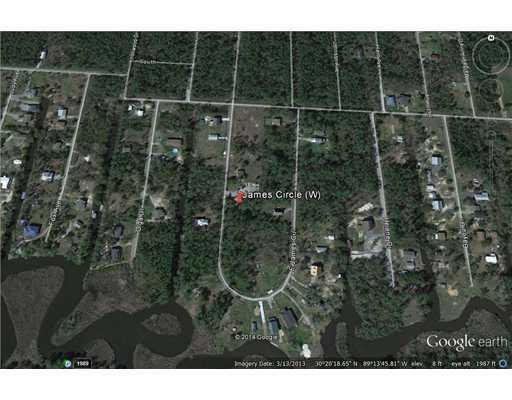 0 James (West) Cir, Pass Christian, MS 39571 (MLS #284286) :: Coastal Realty Group