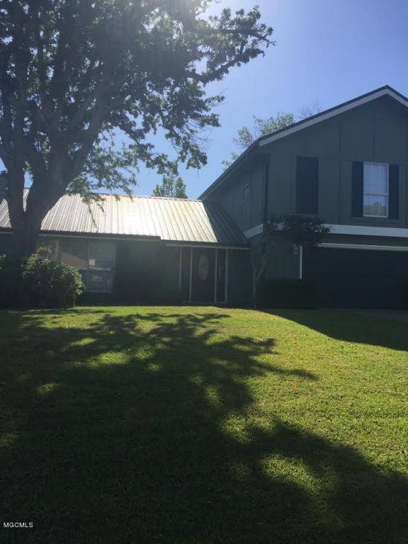 444 Cove Dr, Biloxi, MS 39531 (MLS #319469) :: Ashley Endris, Rockin the MS Gulf Coast