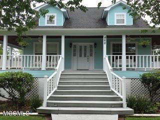 468 Cove Dr, Biloxi, MS 39531 (MLS #321003) :: Ashley Endris, Rockin the MS Gulf Coast