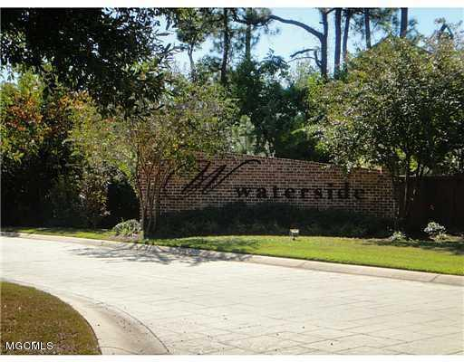 Lot 47 Waterside Dr, Gulfport, MS 39503 (MLS #330383) :: The Demoran Group of Keller Williams