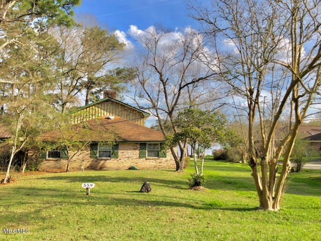 559 W Lakeshore Dr, Carriere, MS 39426 (MLS #330682) :: Amanda & Associates at Coastal Realty Group