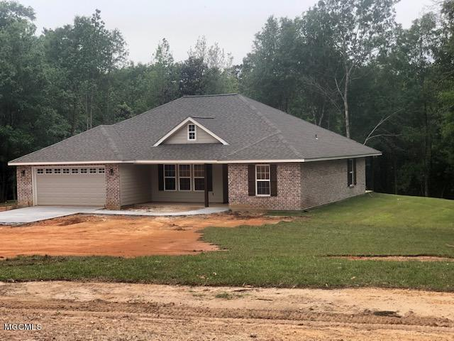227 Holcomb Carroll Rd, Carriere, MS 39426 (MLS #346177) :: Coastal Realty Group
