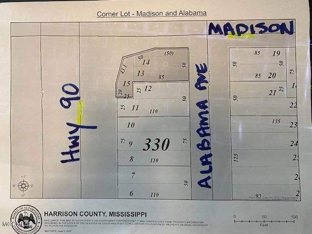 15193 Madison St, Gulfport, MS 39501 (MLS #348198) :: Keller Williams MS Gulf Coast