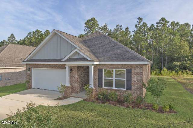 1212 Barberry Cv, Ocean Springs, MS 39564 (MLS #353263) :: Coastal Realty Group