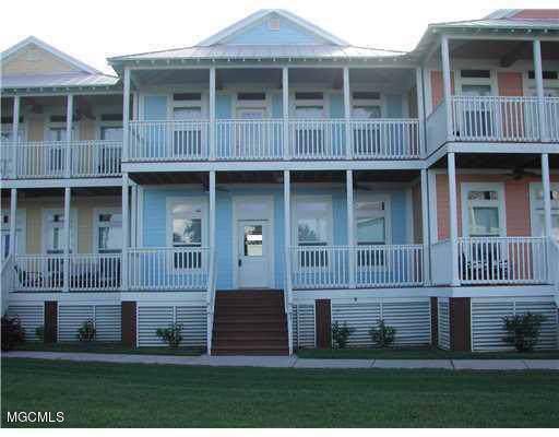 1515 E Beach Blvd #114, Pass Christian, MS 39571 (MLS #356289) :: Coastal Realty Group