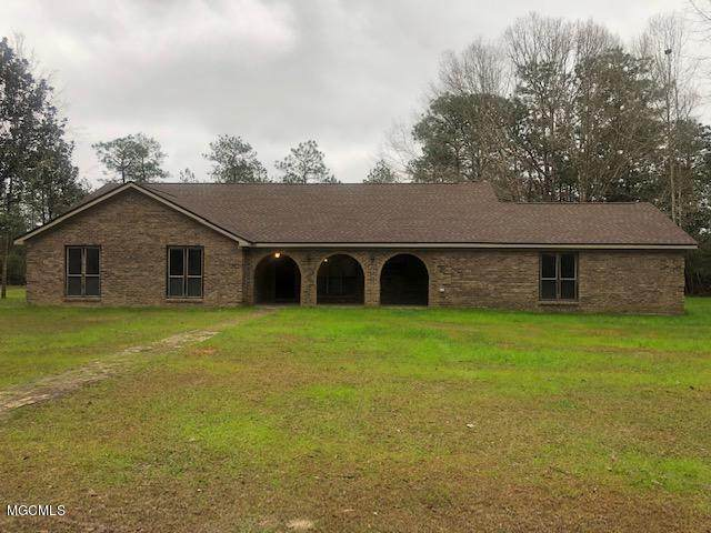 10424 Rouses Marina Rd, Vancleave, MS 39565 (MLS #358398) :: Coastal Realty Group