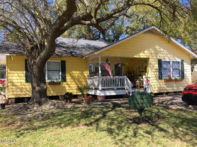 909 39th Ave, Gulfport, MS 39501 (MLS #364153) :: Berkshire Hathaway HomeServices Shaw Properties