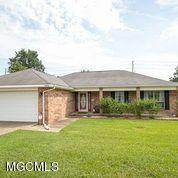 11944 Stage Dr, Gulfport, MS 39503 (MLS #365972) :: Coastal Realty Group