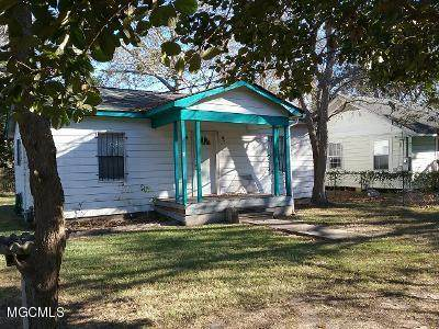 409 St George St, Bay St. Louis, MS 39520 (MLS #368352) :: Berkshire Hathaway HomeServices Shaw Properties