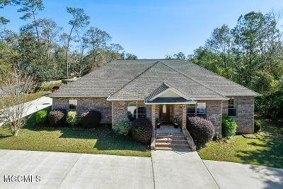 8858 Kailua Pl, Diamondhead, MS 39525 (MLS #368745) :: Coastal Realty Group