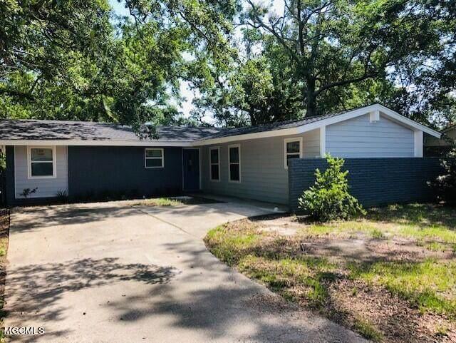 1323 Sherwood Dr, Gulfport, MS 39507 (MLS #375905) :: Dunbar Real Estate Inc.