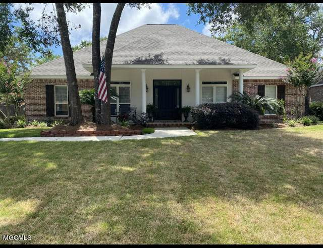 433 Jordan Dr, Biloxi, MS 39531 (MLS #377392) :: Biloxi Coastal Homes