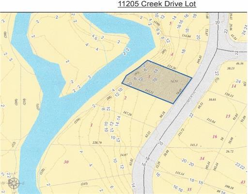 11205 Creek Dr, Gulfport, MS 39503 (MLS #340806) :: Coastal Realty Group