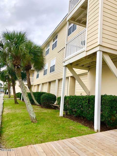 2421 Beachview Dr H-12, Slip 9, Ocean Springs, MS 39564 (MLS #356493) :: Coastal Realty Group