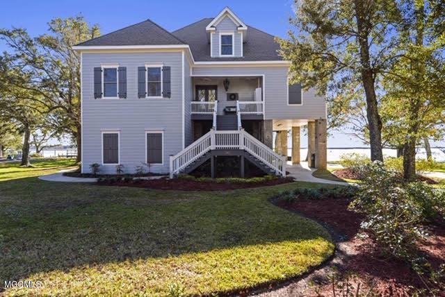 10801 Eagle Nest Rd, Ocean Springs, MS 39564 (MLS #341608) :: Sherman/Phillips