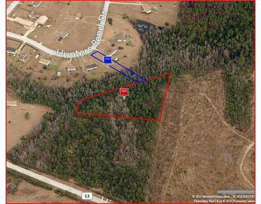 0 Hunters Bend Dr, Gulfport, MS 39503 (MLS #282888) :: Amanda & Associates at Coastal Realty Group