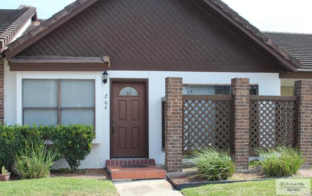 2100 W San Marcelo Blvd. #264, Brownsville, TX 78526 (MLS #29710424) :: Berkshire Hathaway HomeServices RGV Realty