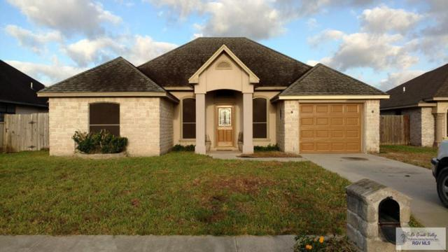 6656 Pine Creek Dr., Brownsville, TX 78526 (MLS #29710754) :: The Martinez Team