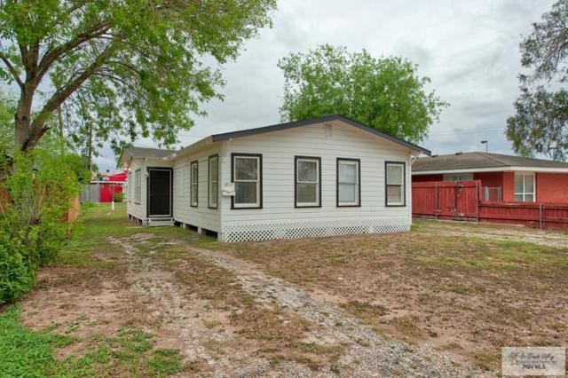 1217 E-1219 Adams, Harlingen, TX 78550 (MLS #29710796) :: The Martinez Team
