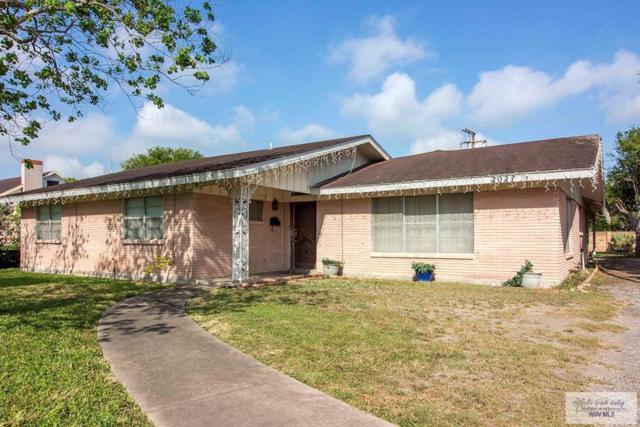 2027 Palm Blvd., Brownsville, TX 78520 (MLS #29710856) :: The Martinez Team