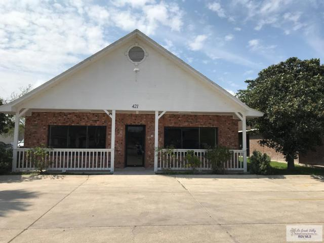 421 Paredes Line Rd. Or Lease 1800, Brownsville, TX 78521 (MLS #29710910) :: The Martinez Team