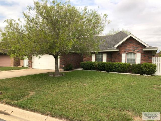 1423 Las Lomas Dr., Brownsville, TX 78526 (MLS #29710998) :: The Martinez Team