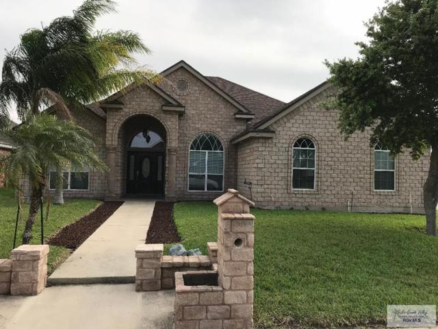 1502 Christian Cir, Harlingen, TX 78550 (MLS #29711008) :: The Martinez Team