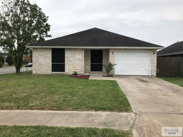 2266 La Pesca St., Brownsville, TX 78526 (MLS #29711049) :: The Martinez Team