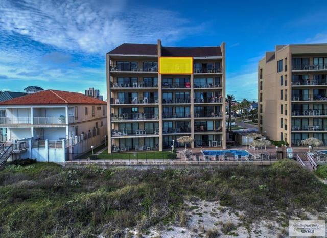 5400 Padre Blvd. #607, South Padre Island, TX 78597 (MLS #29711060) :: The Martinez Team