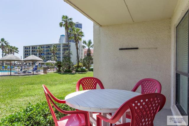 400 Padre Blvd. #104, South Padre Island, TX 78597 (MLS #29711061) :: The Martinez Team