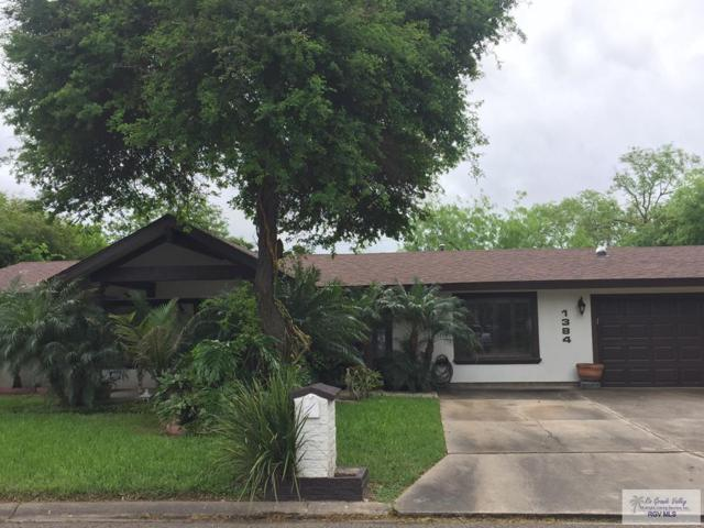 1384 Crestview Dr., Brownsville, TX 78520 (MLS #29711068) :: The Martinez Team