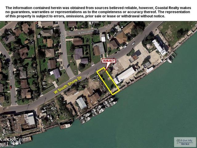 218 W South Shore Dr Lot 12, Port Isabel, TX 78578 (MLS #29711232) :: The Martinez Team