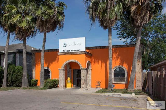 504 Jose Marti Blvd., Brownsville, TX 78520 (MLS #29711240) :: The Martinez Team