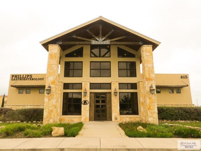 615 Camelot Dr., Harlingen, TX 78550 (MLS #29711302) :: The Martinez Team