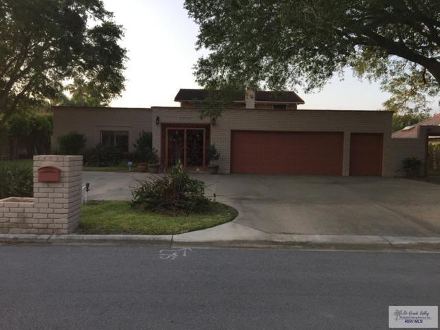 5325 Papaya Cir., Palm Valley, TX 78552 (MLS #29711571) :: Berkshire Hathaway HomeServices RGV Realty