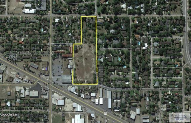 6.34 AC Grimes Ave., Harlingen, TX 78550 (MLS #29711591) :: The Monica Benavides Team at Keller Williams Realty LRGV