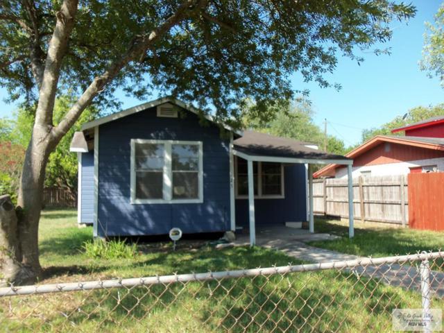 125 Dawley Ave., Brownsville, TX 78520 (MLS #29711619) :: The Martinez Team