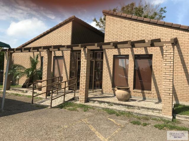 1185 Ruben M Torres Blvd. Commercial Bld., Brownsville, TX 78521 (MLS #29711726) :: The Martinez Team