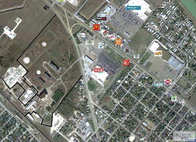 1401 N Stenger St., San Benito, TX 78586 (MLS #29712204) :: The Monica Benavides Team at Keller Williams Realty LRGV