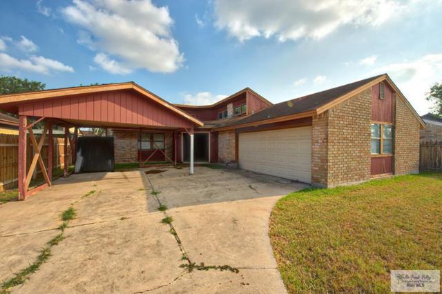 3532 Kingsway Dr., Brownsville, TX 78526 (MLS #29712233) :: The Martinez Team