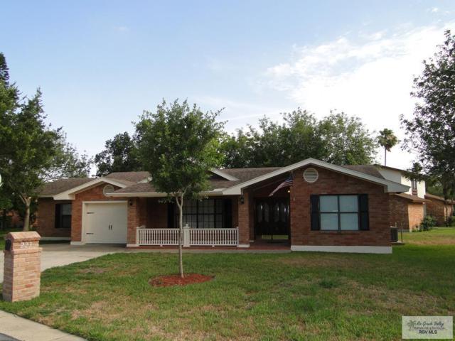 223 Balboa Ave., Rancho Viejo, TX 78575 (MLS #29712464) :: The Martinez Team